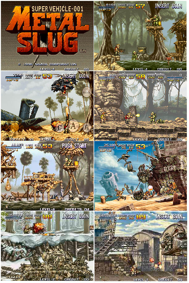 Metal Slug - MVS